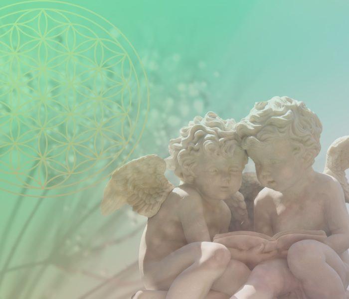 Margi McAlpine – the Angel Lady