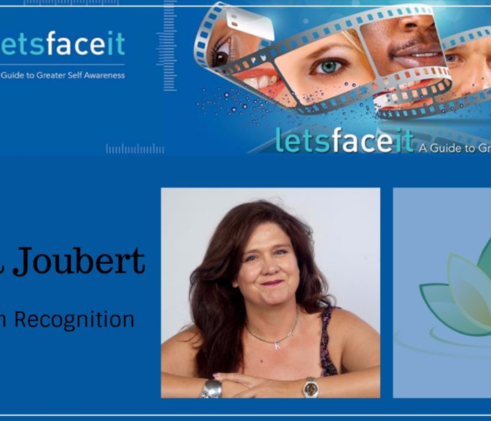 Karina Joubert Interview – Face pattern recognition
