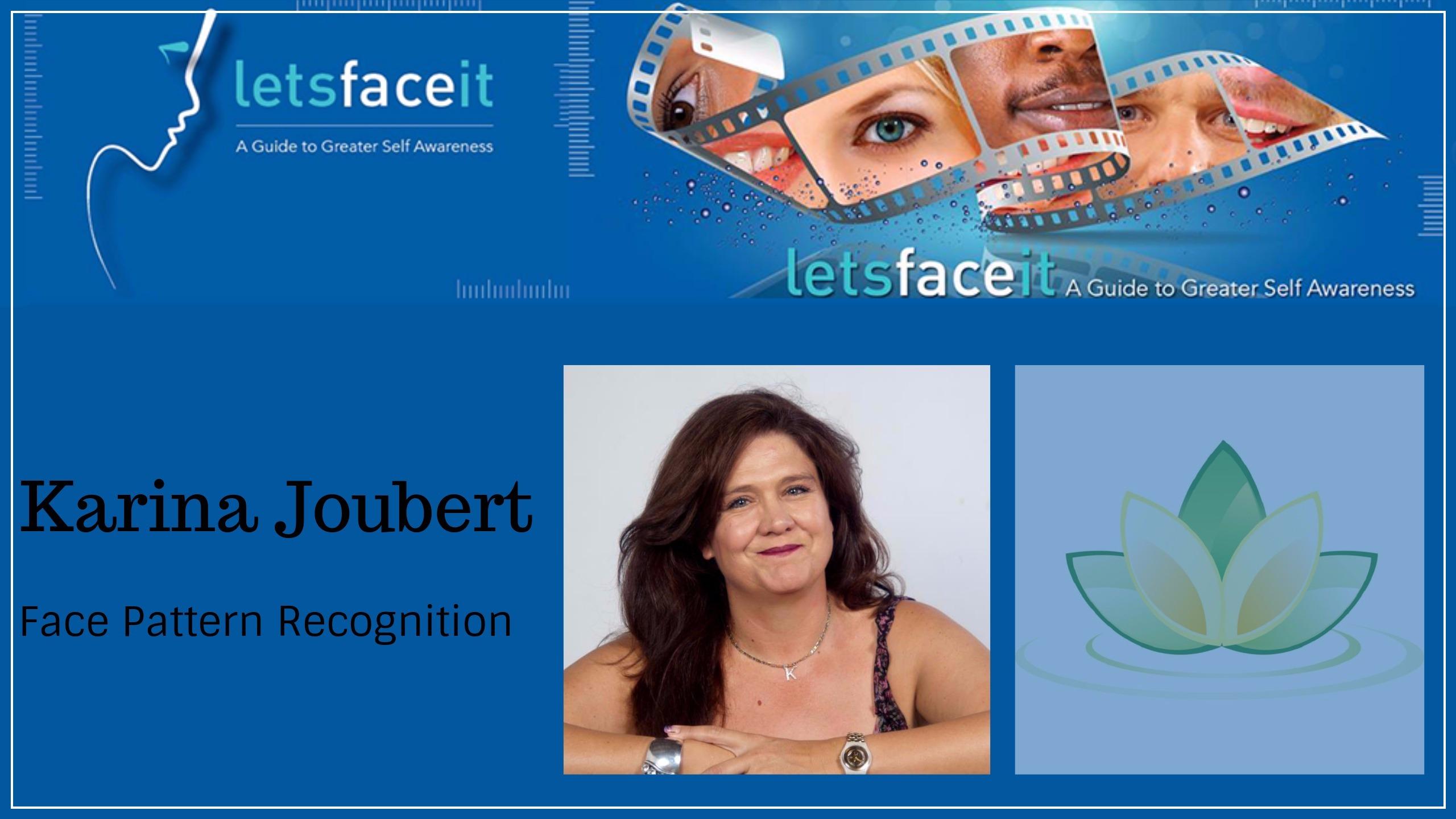 Karina Joubert Interview – Face pattern recognition
