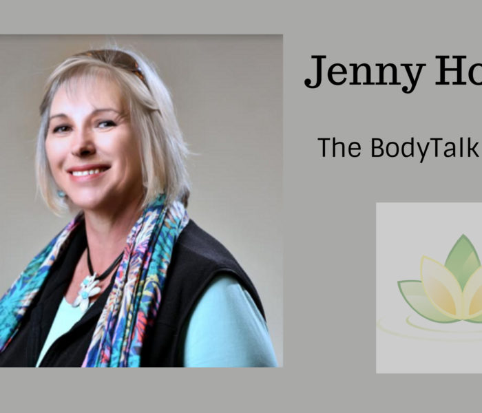 Jenny Holland – The Body Talk System Interview