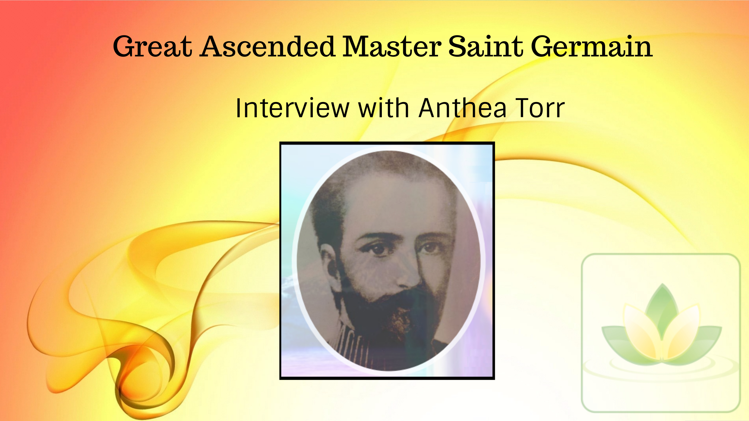 """Anthea Torr Interview – """"I AM"""""""