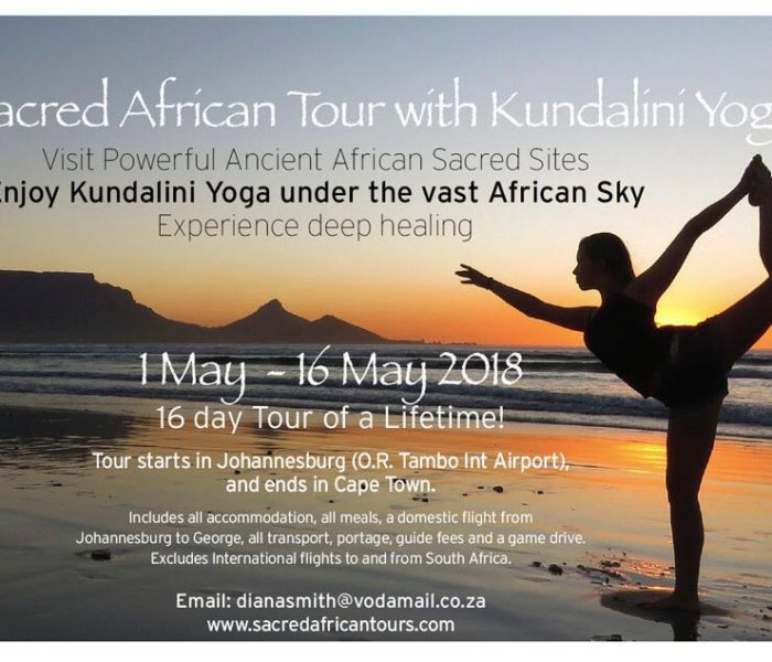 Diana Smith Interview – Sacred African Tour