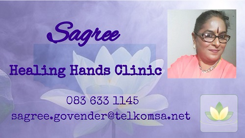 Sagree Govender – Healing Hands Clinic