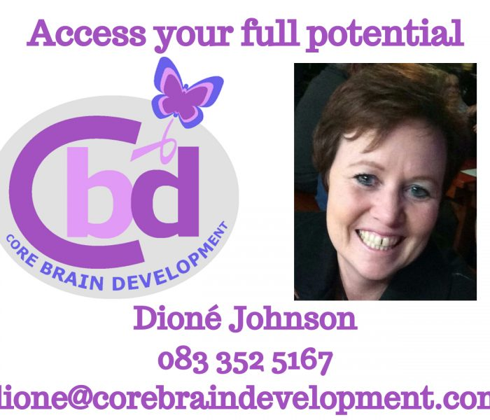 Dioné Johnson – Core Brain Development