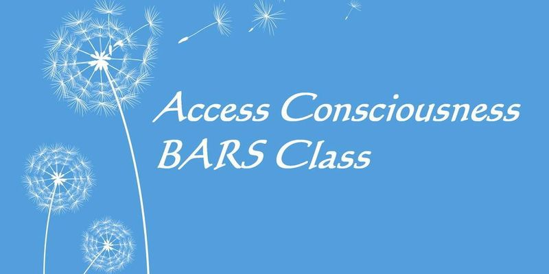 Access Consciousness BARS® Practitioner Training Class