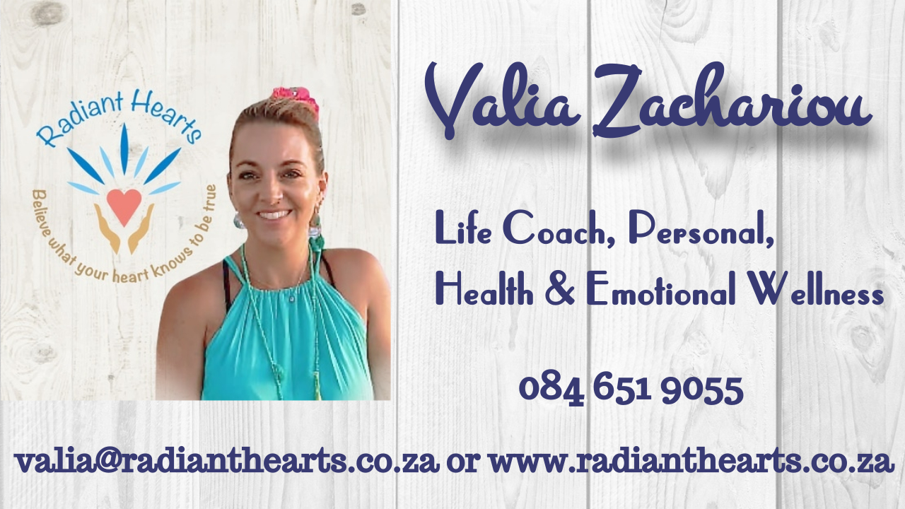Valia Zachariou – Radiant Hearts