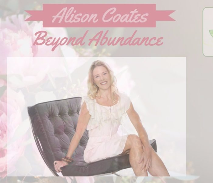 Alison Coates – Beyond Abundance