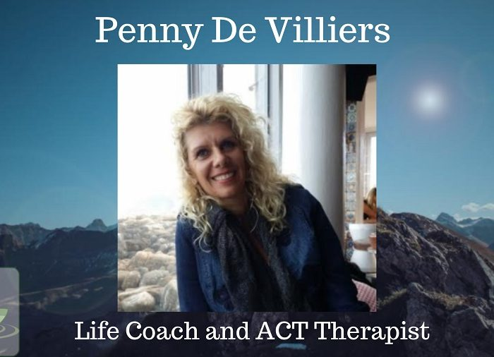 Interview with Penny De Villiers