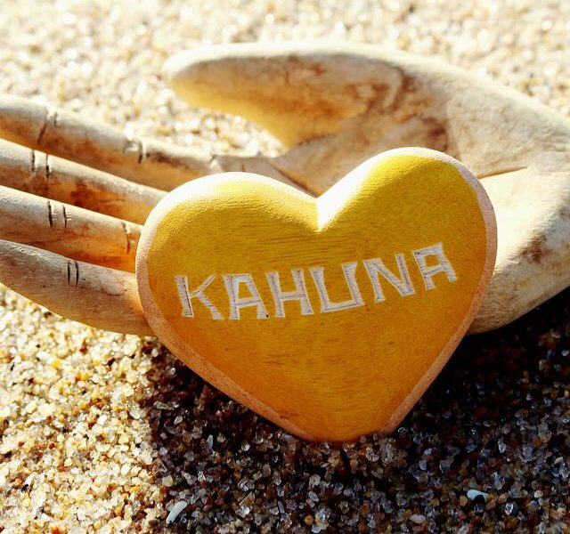 Kahuna Massage with Claire Gibson