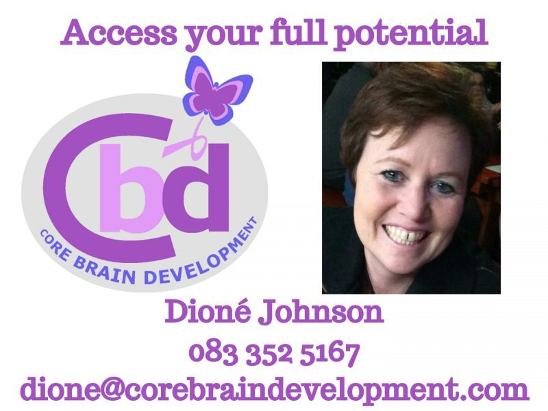 Dioné Johnson – Core Brain Development